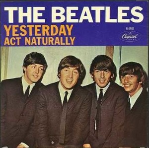 beatles yesterday,