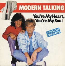 Modern Talking - You're My Heart, You're My Soul фото