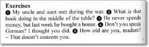 английские короткие анекдоты,