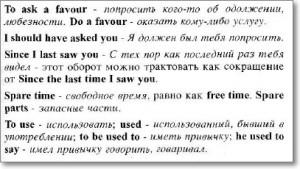 письмо на английском,