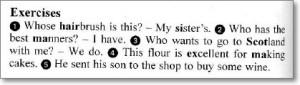 ответы по английскому,
