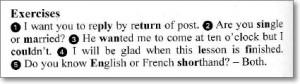 английские письма,