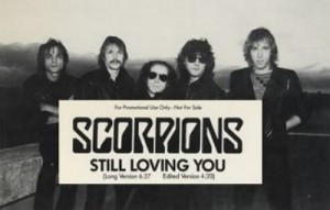scorpions still loving you перевод,